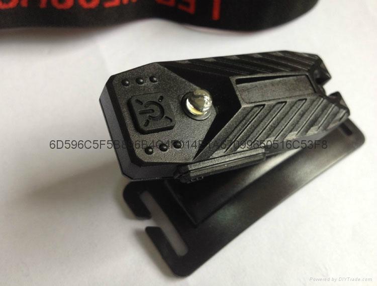 USB头灯