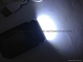 LICHAO COB headlamp USB rechargerable light cap lamp LED floodlight headlamp