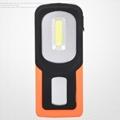 新款USB充電工作燈COB汽車維修燈應急手機充電車載磁鐵戶外車燈 3