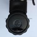 LICHAO立超360度自行车灯架 手电灯夹 LC-6#可调车扣 4
