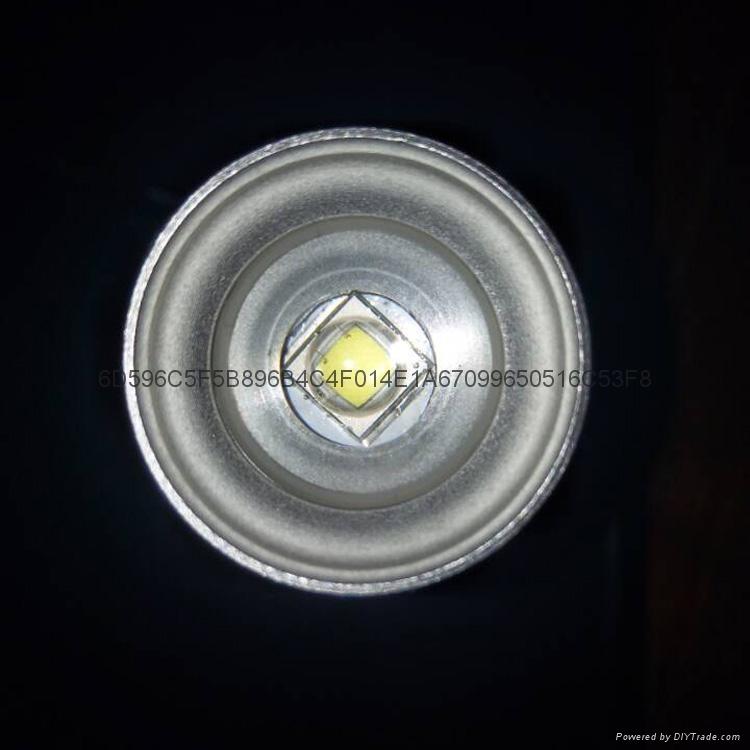 立超LICHAO 强光CREE XM-L2 U2 T6铝合金手电筒 858# 4