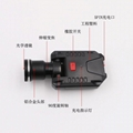 LICHAO LED Headlight USB rechargerable cap lamp LED headlamp for Fishing 9007# 5