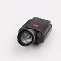 LICHAO 強光CREE XPE充電帽燈 USB帽檐燈 夾帽燈釣魚燈LC-9007 7
