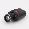 LICHAO 強光CREE XPE充電帽燈 USB帽檐燈 夾帽燈釣魚燈LC-9007 10