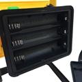 LED強光充電手提投光燈工作燈 應急氾光燈車載信號警示燈探照燈 8