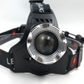 Powerful T6 LED Rechargeable headlamp Zoom Head Light LED Head Torch Light  15