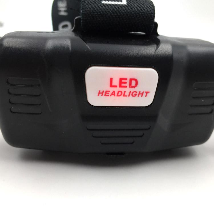Powerful T6 LED Rechargeable headlamp Zoom Head Light LED Head Torch Light  17