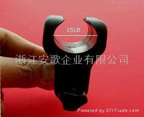 高档自行车夹 手电筒夹子 自行车灯夹A型 2