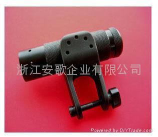 高檔自行車夾 手電筒夾子 自行車燈夾A型 4