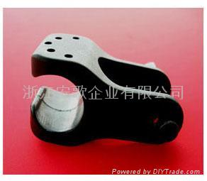 高档自行车夹 手电筒夹子 自行车灯夹A型 5