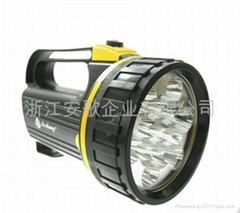 草帽燈/超亮13LED 探照燈/釣魚燈/手提燈/大提燈
