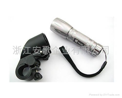 5W超亮鋁合金手電筒 迷你手電 3