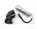 Printed 5W super Bright LED Power Flashlights mini torch