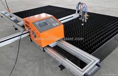 Portable CNC flame/air plasma cutting machine
