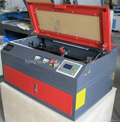 Mini laser engraving cutting machine