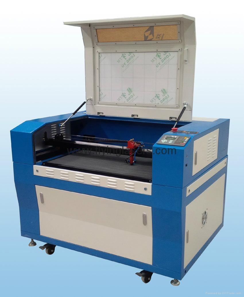 Co2 Laser engraver cutter (FLC9060) 3