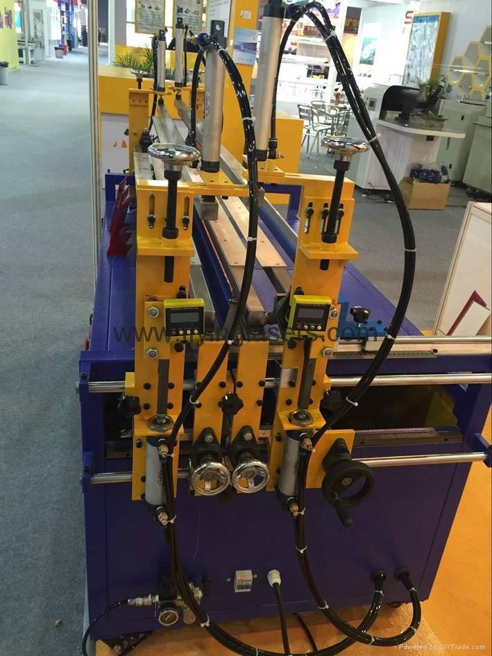 Automatic cnc acrylic pvc bending machine fa