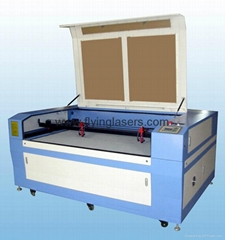 Dual-Heads Co2 Laser Cutter for mdf/wood