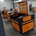 wood/acrylic laser engraving machine