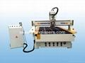 M25A cnc router engraver engraving machine 5