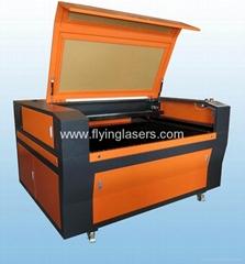 CNC laser engraving & cu