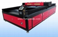 FLC1325A co2 laser cutting machine for metal and nonmetals 1