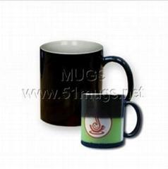 Heat Transfer mugs-Color