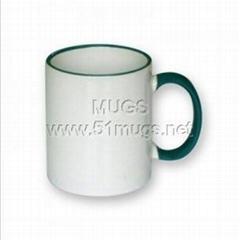 11oz Two-tone Mug(color