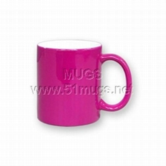 sublimation mugs DIY mug (Hot Product - 1*)
