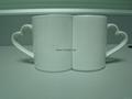 Sublimation mugs-Lover Mug