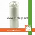 Sublimation Ceramic Vase-White