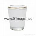 1.5oz Sublimation Shot Glass