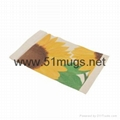 Sublimation Poly-Cotton Facial Tissue Bag