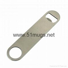 Sublimation Stainless steel bottle opener-SBO2