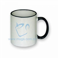 11oz Two-tone Mug(color