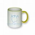 Tow-tone Mug(color handle)