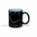 Full-color changing mugs, personalised