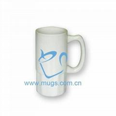 20oz Blank Coated Beer Mug