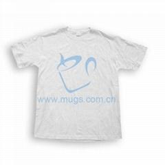 纯棉T恤 转印T恤 转印衣服 个性热转印布艺 热转印产品