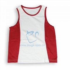 热转印专用儿童T恤 热转印布艺 衣服烫画 个性布艺