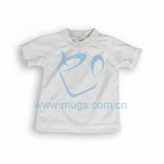 儿童T恤 转印衣服 个性布艺 热转印烫画 烫画T恤 T恤热转印