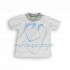 儿童T恤 衣服热转印 热转印T恤 涤纶烫画 个性布艺