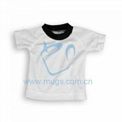 儿童T恤 个性T恤 热转印T 恤 热转印布艺 个性衣服 转印衣服