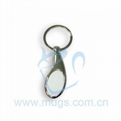 Sublimation keychain KR-