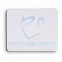 3毫米方形鼠標墊 方型鼠標墊 個性鼠標墊 影像鼠標墊