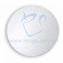 3毫米圆形鼠标垫 烫画鼠标垫 个性鼠标垫 影像鼠标垫 圆形