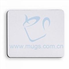 熱轉印5毫米方形鼠標墊 鼠標墊 個性鼠標墊 印象鼠標墊