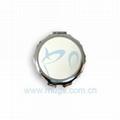 热转印圆型化妆镜 镜子 个性化