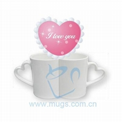 Sublimation mugs-Lover M