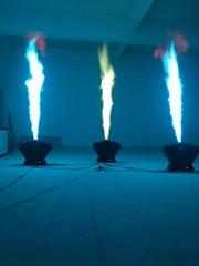 三頭噴火機